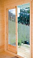 Shire Marlborough 10x12 Apex Tongue & groove Wooden Cabin