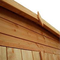 Shire Murrow 8x8 Pent Shiplap Wooden Shed