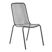 Silene Metal 2 seater Table & chair set