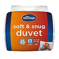 Silentnight 13.5 tog Soft & Snug Single Duvet