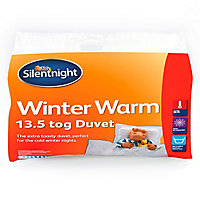 Silentnight 13.5 tog Winter warm Double Duvet