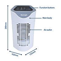 Silentnight Air purifier 38060