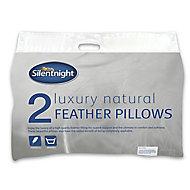Silentnight Pillow, Pack of 2