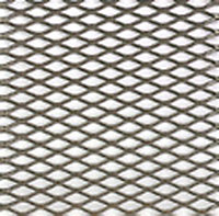 Silver effect Steel Smooth Sheet, (H)1000mm (W)500mm (T)0.5mm