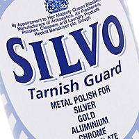 Silvo Silver polish, 175ml Tin