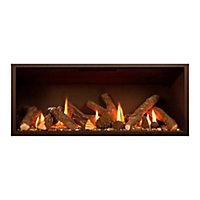 Sirocco Pinnacle 860 Black Gas Fire