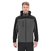 Site Black & grey Waterproof jacket X Large