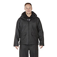 Site Cenote Black Waterproof jacket Medium