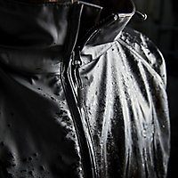 Site Cenote Black Waterproof jacket X Large