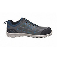 Site Crater Grey Safety trainers, Size 12