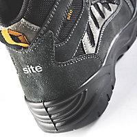 Site Granite Grey Trainer boots, Size 10