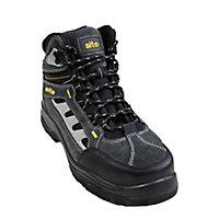 Site Granite Grey Trainer boots, Size 7
