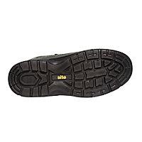 Site Granite Grey Trainer boots, Size 8