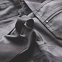 "Site Jackal Grey/Black Men's Trousers, W36"" L30"""