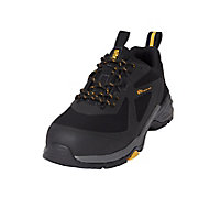 Site Jarosite Black Safety trainers, Size 8