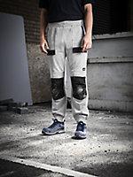"Site Malamute Grey Men's Joggers, XL W36"" L32"""
