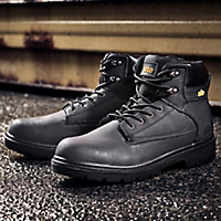 Site Marble Men's Black Safety boots, Size 11