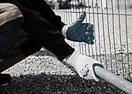 Site Nylon General handling gloves, Medium