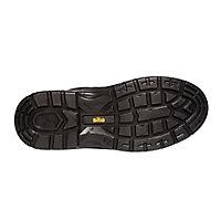 Site Onyx Men's Black Safety boots, Size 8