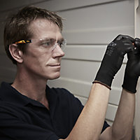 Site SEY230 Clear Lens Safety specs