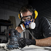 Site SRE455 Reusable Half respiratory mask