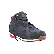 Site Strata Navy Safety trainer boots, Size 11