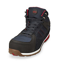 Site Strata Navy Safety trainers, Size 11