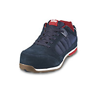 Site Strata Navy Safety trainers, Size 8