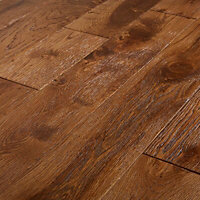 Skanor Oak Solid wood Flooring Sample
