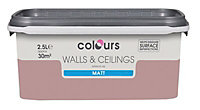 SKIP19B COLOURS STANDARD MATT EMULSION