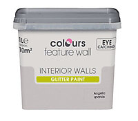 SKIP20PP COLOURS FEATURE WALL GLITTER P