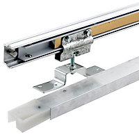 Sliding Wardrobe Door kit (H)762mm