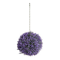 Smart Garden Hazepurple Artificial topiary Ball