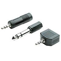 Smartwares Headphone adaptor kit
