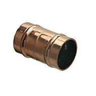 Solder ring Straight Coupler (Dia)22mm, Pack of 5