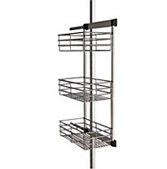 Spacepro Aura Basket rack (H)985mm (W)460mm (D)460mm