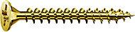 Spax Steel Screw (Dia)3mm (L)30mm, Pack of 25