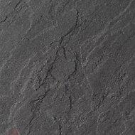 Splashwall Charcoal 2 sided Shower Panel kit (L)2420mm (W)1200mm (T)11mm