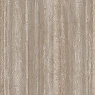 Splashwall Elite Matt Beige Left or right-handed Rectangular Bath panel (W)1200mm