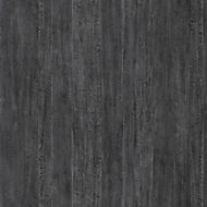 Splashwall Elite Matt Charcoal eucalyptus 1 sided Shower Wall panel kit (L)2420mm (W)1200mm (T)11mm