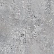 Splashwall Elite Matt Grey Left or right-handed Rectangular Bath panel (W)600mm
