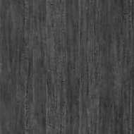 Splashwall Elite Matt Medium-density fibreboard (MDF) & vinyl Charcoal & eucalyptus Left or right-handed Rectangular Bath panel (W)600mm