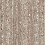 Splashwall Elite Matt Sovana 2 sided Shower Wall panel kit (L)2420mm (W)1200mm (T)11mm