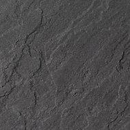 Splashwall Impressions Charcoal Panel (H)2420mm (W)585mm (T)11mm