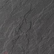 Splashwall Impressions Charcoal Shower Panel (H)2420mm (W)1200mm (T)11mm