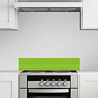Splashwall Lime Glass Upstand (L)900mm