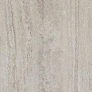 Splashwall Majestic Beige stone 2 sided Shower Panel kit (L)2420mm (W)1200mm (T)11mm