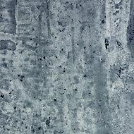 Splashwall Majestic Grey stone 3 sided Shower Panel kit (L)2420mm (W)1200mm (T)11mm