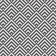Splashwall Matt Black & grey Pyramid Acrylic Splashback, (H)600mm (W)2440mm (T)4mm