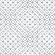 Splashwall Matt Black & white Graphic MDF Splashback, (H)1220mm (W)2440mm (T)10mm